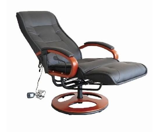 d83fcc6e1dcc2 Luxusné el. Masážna stolička s opierkou na nohy, nosnosť do 150 kg ...